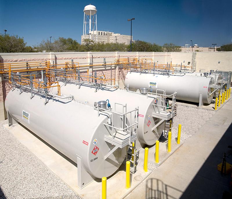 Bulk Fuel Storage Farm