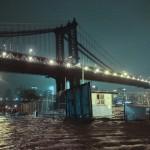 Sandy Floods Lower Manhattan