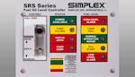 Simplex Fuel Level Control Panel